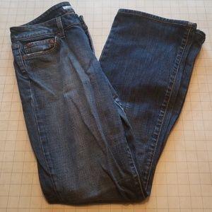 """Joe's Jeans 30"""" Boot Cut Blue Jeans"""